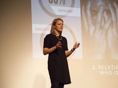X-why? Female researchers sweep this year's 3 Minute Thesis competition