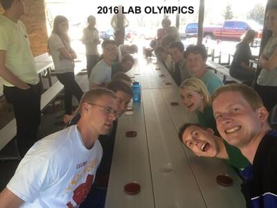 2016 lab olympics group photo