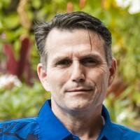 Kevin Salts. International Student Advisor in the International Student Services Office at BYU-Hawaii.