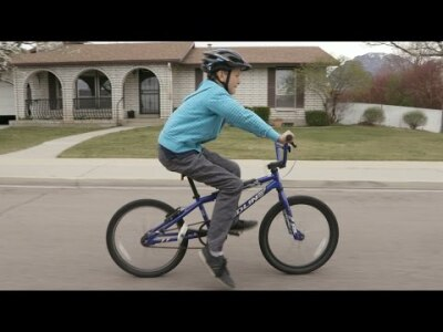 Adaptive Bicycle Pedal