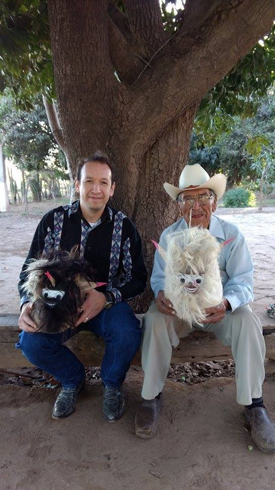 Hector visits his family in tribal lands of Mexico