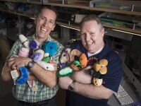 Our microbiome publication and lab were recently highlighted by BYU news and BYU radio.
