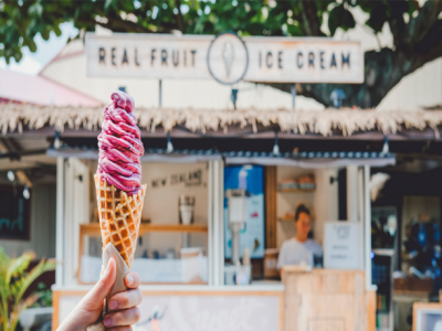 New ice cream stand at PCC brings New Zealand flavor to Laie