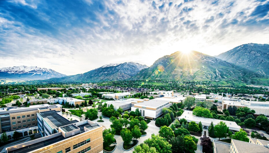 "BYU announces temporary ""test optional"" admission application"