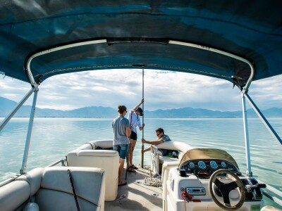 BYU researchers dig up ways to improve Utah Lake