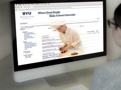 BYU Staff / Admin Job Listings