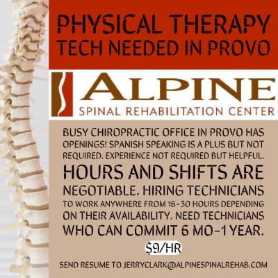 Alpine Spinal Rehab