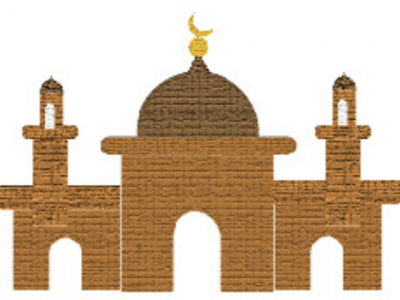 Illustration of a mosque