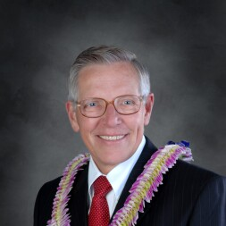 portrait of President Steven C. Wheelwright