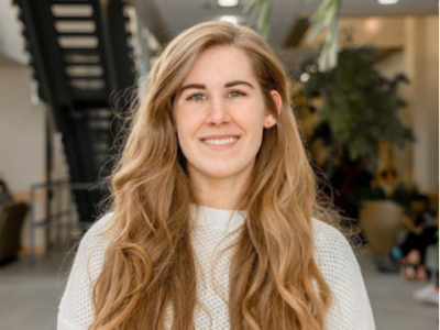 December 2019 Graduate Receives Utah Academy of Nutrition Award