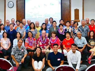 Global Chinese Alumni Chapter