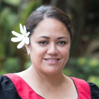 Lenisi Pasi. International Student Advisor in the International Student Services Office at BYU-Hawaii.