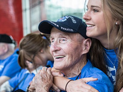 BYU Nursing Honor Flight