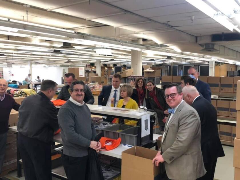 Feb 27, 2020 Church Humanitarian Center (Salt Lake City) assembly line