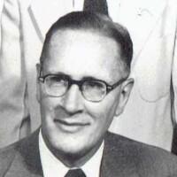 Photo of Russel B. Swensen