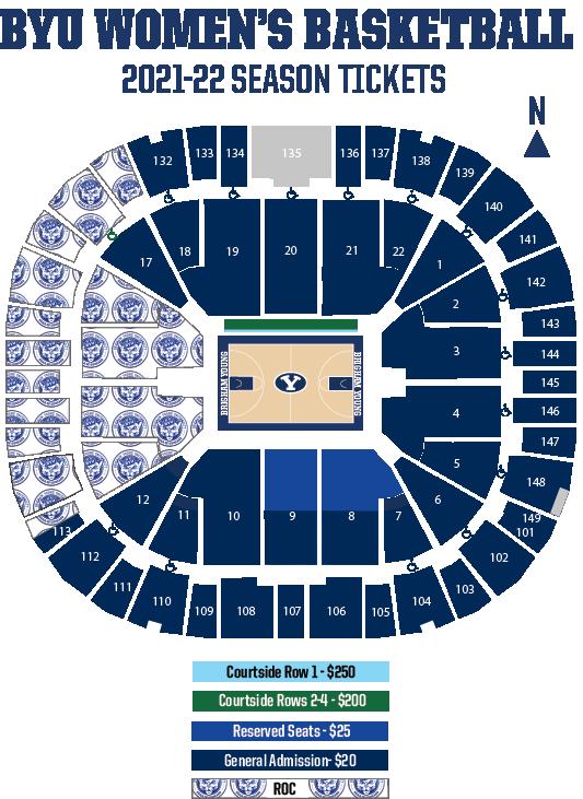 WBB 2021-22 season ticket map