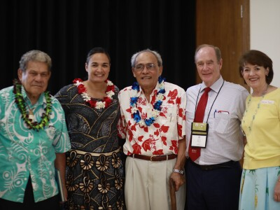 The Voices of Lovely Laie