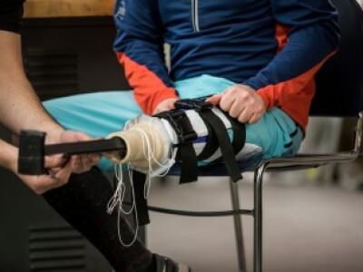 Socket for prosthetics