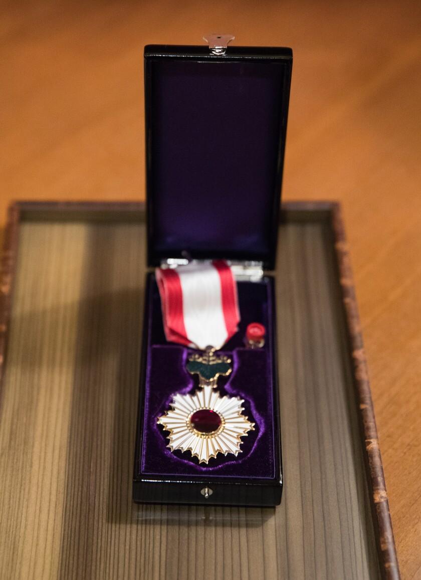 Medal of Commendation