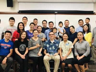 As he leaves BYU–Hawaii, Professor Cody Baldwin says he knows the Lord will always guide this university