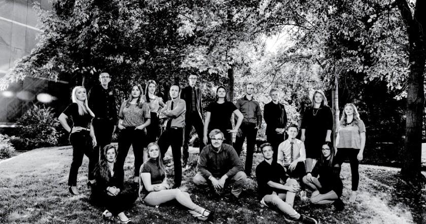 Jazz Voices Members Photoshoot