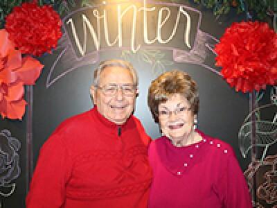 Bob and Elaine Burgener