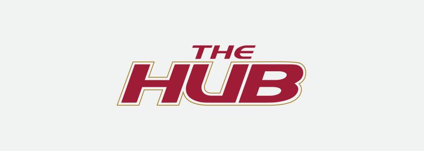 The HUB's registered mark