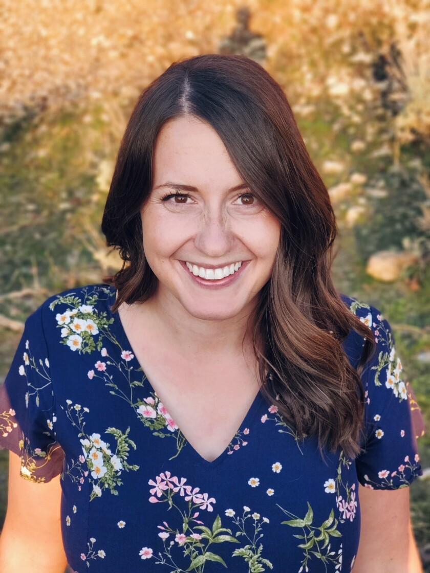 Beka Greenall, a biological science education master's student, recently received an NSF graduate research fellowship. She looks forward to integrating native culture practices into biology course curriculums.