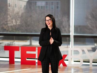 Dr. Holt-Lunstad Ted x