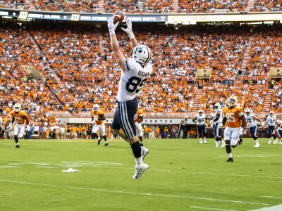 BYU Football at Tennessee