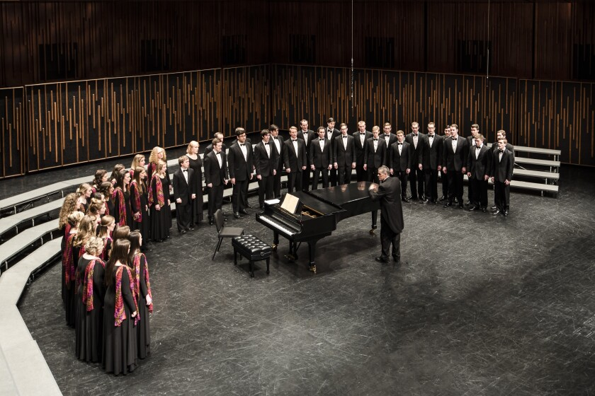 The BYU Singers are celebrating their 30th anniversary with a concert March 27.