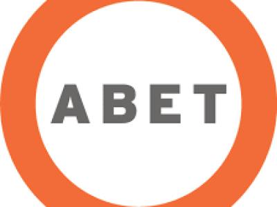 The ABET logo