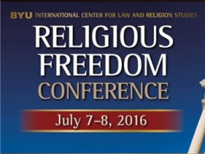 Conference on Religious Freedom to be held at BYU, July 7-8