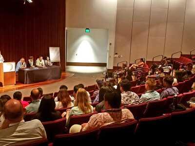 HTM Students Participate in Tourism Forum