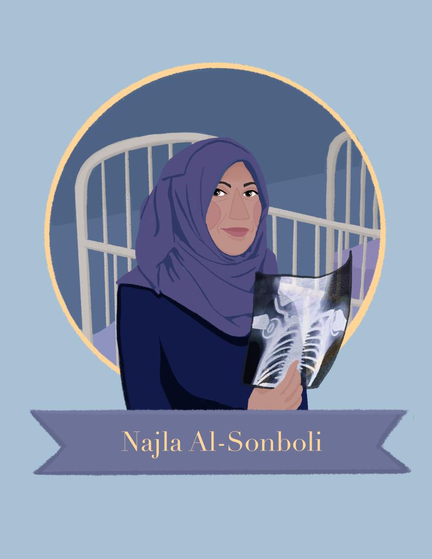 Najla Al-Sonboli