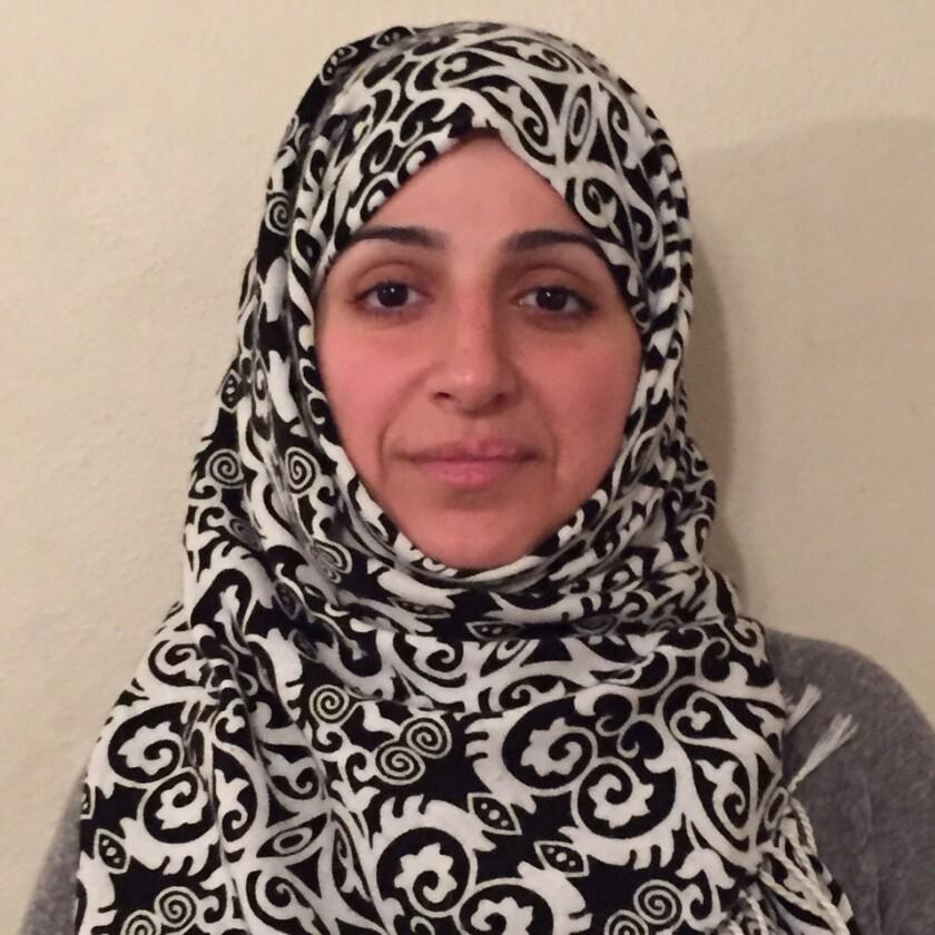 Zahra Alghafli