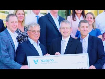 Valero gives $1M to BYU Engineering