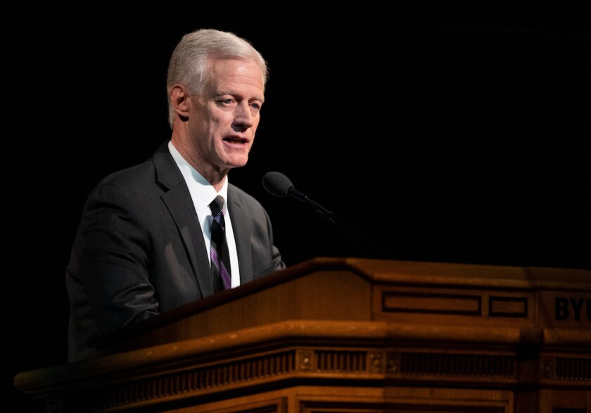President Kevin J Worthen Devotional.jpg