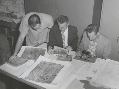 History of the Geography Department