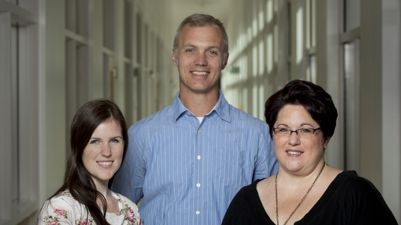 Courtney Bulsiewicz, Patrick Madden, and Shelli Spotts along with a team of students created the Essay Genome Project