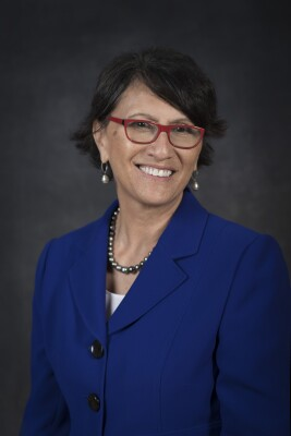 Portrait of Debbie Hippolite Wright