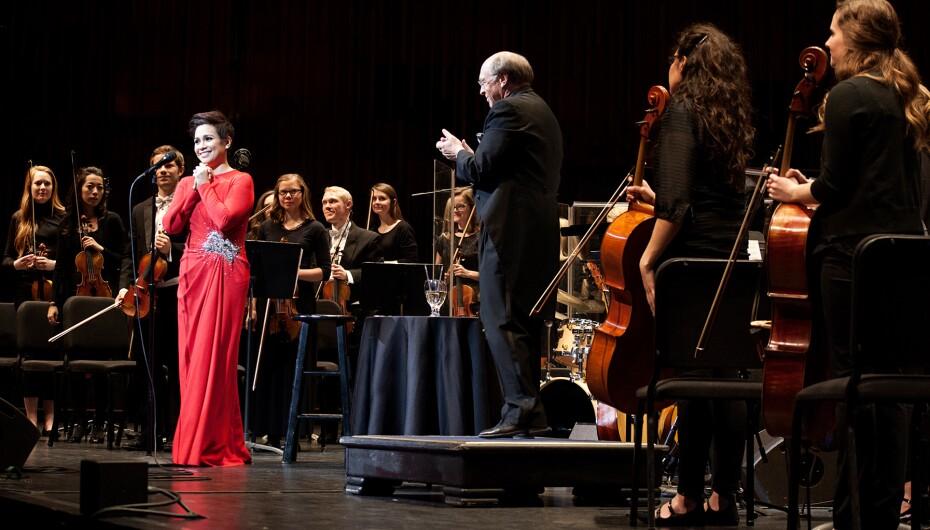 BYU Chamber Orchestra, Lea Salonga beat out stiff competition for BroadwayWorld award