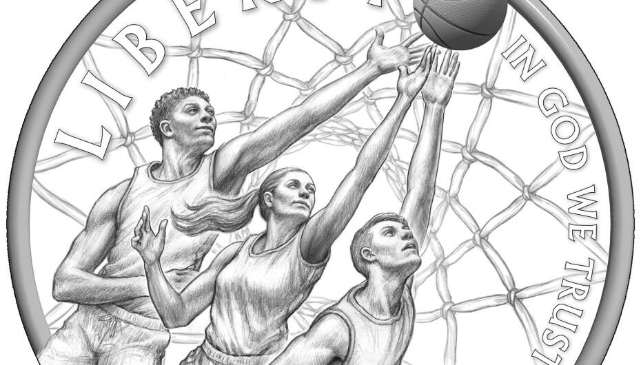 Basketball Hall of Fame Reverse