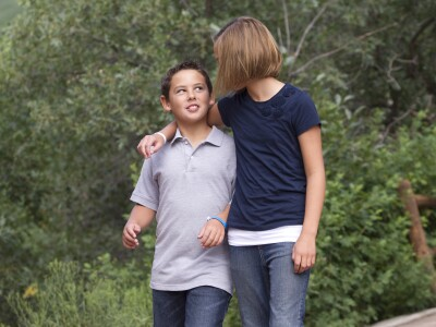 Oh brother! Having a sibling makes boys selfless