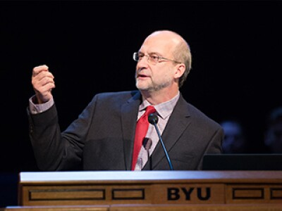 Science and Religion: Notre Dame's Christian Smith speaks at BYU