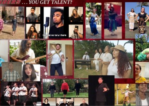 Some CCH/BYUH alumni participated in our virtual alumni talent show