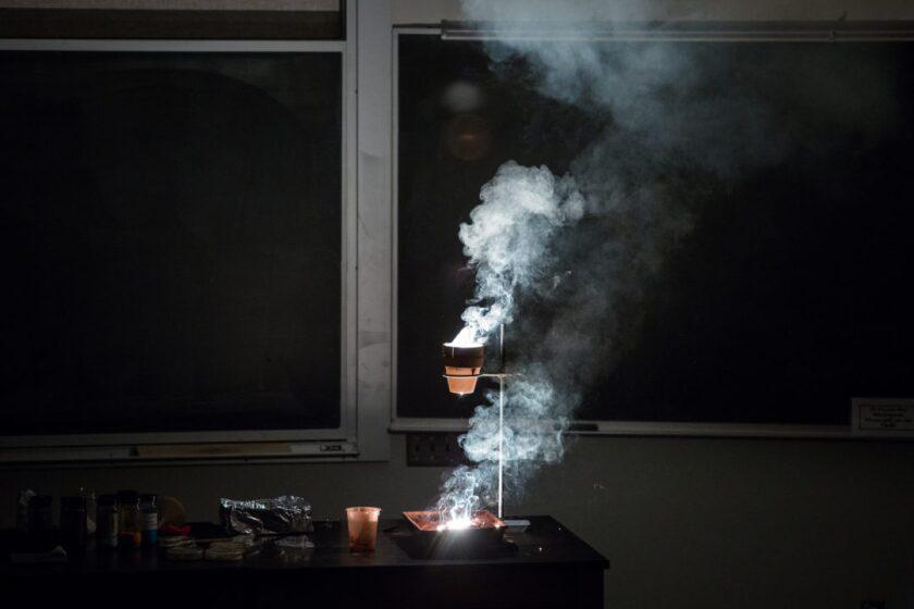 Y Chem Magic Show Fall 2016