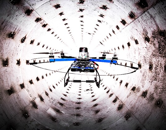 BYU creating new breed of drones that can navigate without GPS