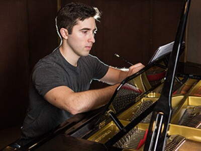 BYU Grad Finds Early Success in Music Composition