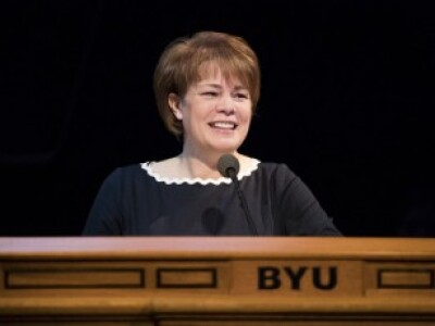 BYU Forum: Turning enemies into friends